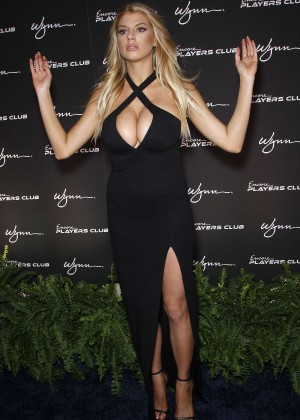 Charlotte McKinney: Encore Players Club Grand Opening -36