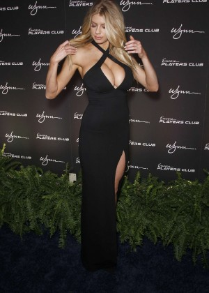 Charlotte McKinney: Encore Players Club Grand Opening -37