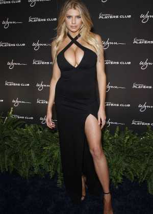 Charlotte McKinney: Encore Players Club Grand Opening -39
