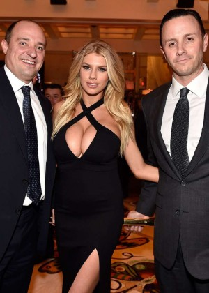 Charlotte McKinney: Encore Players Club Grand Opening -41