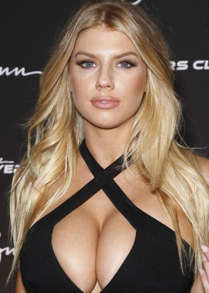 Charlotte McKinney: Encore Players Club Grand Opening -42