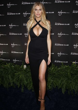 Charlotte McKinney: Encore Players Club Grand Opening -44