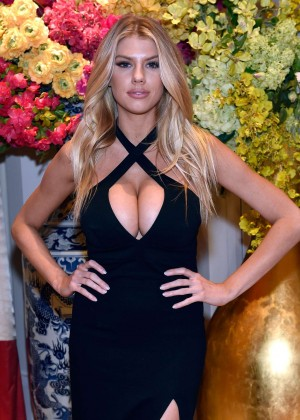 Charlotte McKinney: Encore Players Club Grand Opening -45
