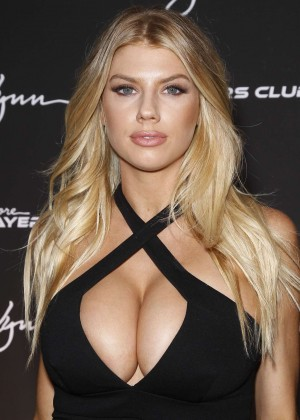 Charlotte McKinney: Encore Players Club Grand Opening -46