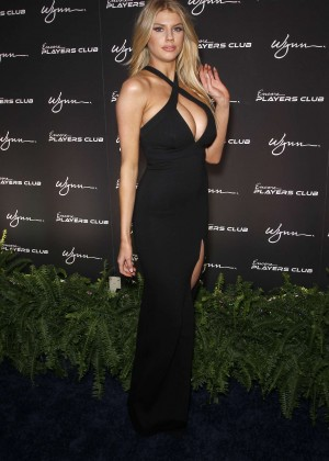 Charlotte McKinney: Encore Players Club Grand Opening -51