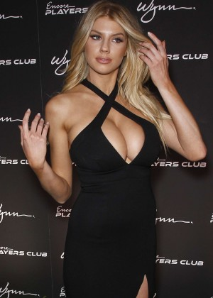 Charlotte McKinney: Encore Players Club Grand Opening -54