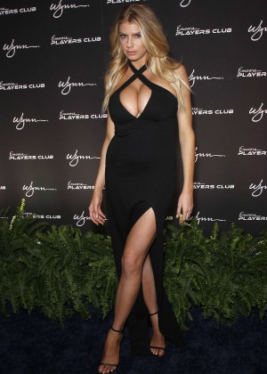 Charlotte McKinney: Encore Players Club Grand Opening -55
