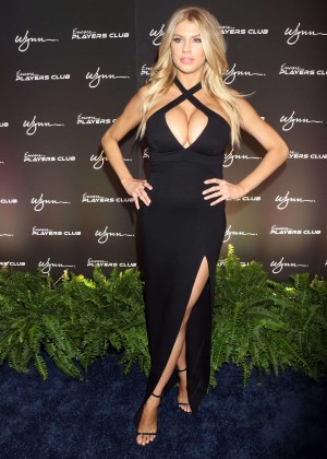 Charlotte McKinney: Encore Players Club Grand Opening -58