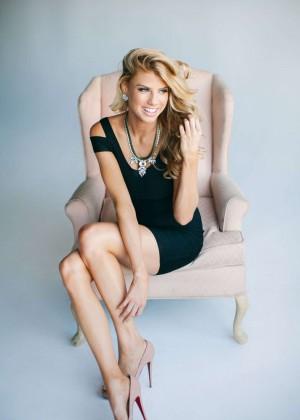 Charlotte Mckinney - Erika Delgado Photoshhoot for Floridian Social