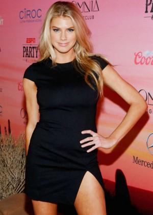 Charlotte McKinney - ESPN the Party in Scottsdale