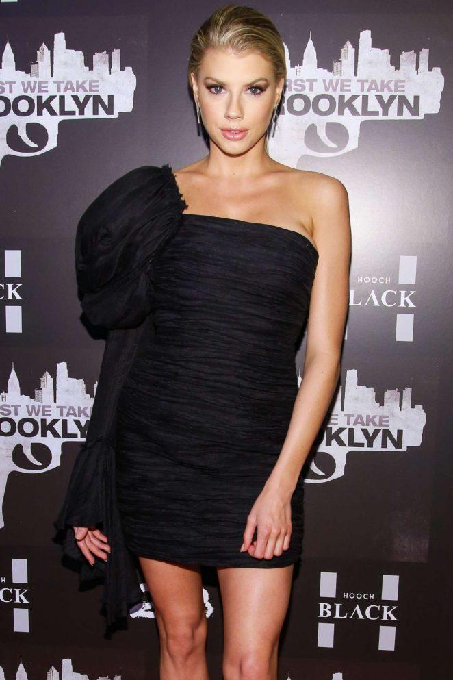 Charlotte McKinney - 'First We Take Brooklyn' Premiere in New York