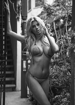 Charlotte McKinney - Galore Magazine The Summer Bobmshell Guide 2015