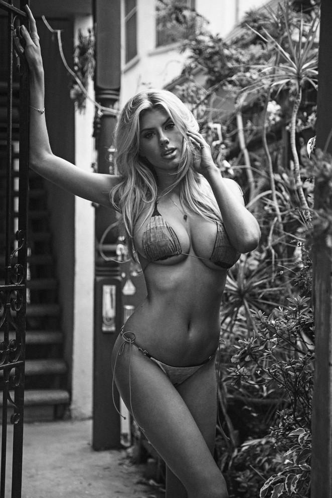 Charlotte McKinney: Galore Magazine 2015 -04