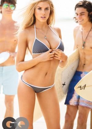 Charlotte McKinney - GQ Magazine Photoshoot 2015