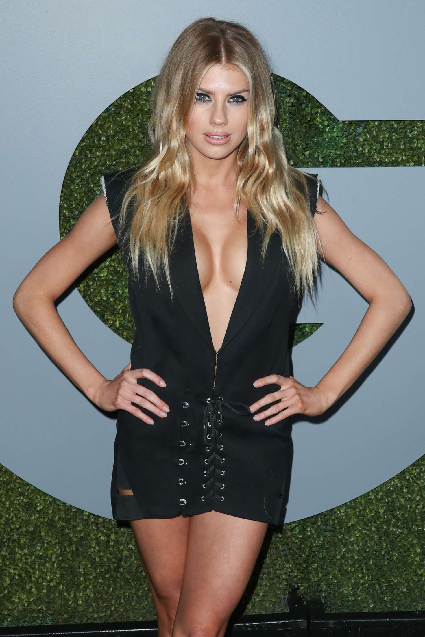 Charlotte McKinney – GQ Men of The Year Awards 2016 in LA