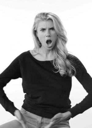 Charlotte McKinney: GQs How to Date Charlotte McKinney -01
