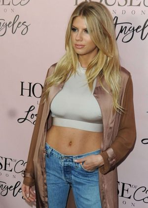 Charlotte McKinney - House of CB Launch in West Hollywood