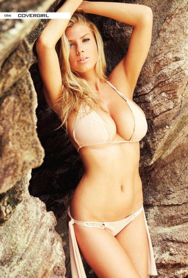 Charlotte McKinney in Bikini for Summum Magazine (April 2017)
