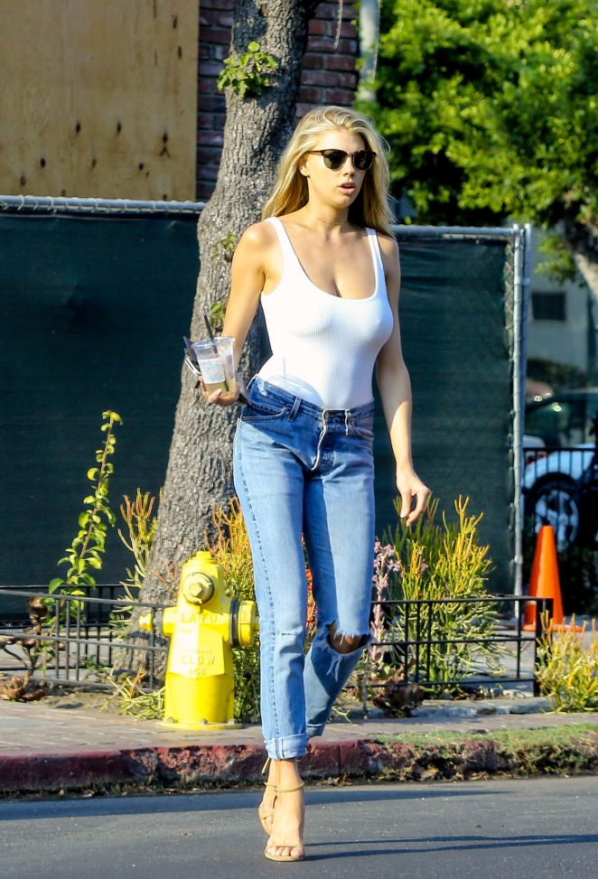 064c70aa2c08d Charlotte McKinney in White Tank and Jeans -08 – GotCeleb