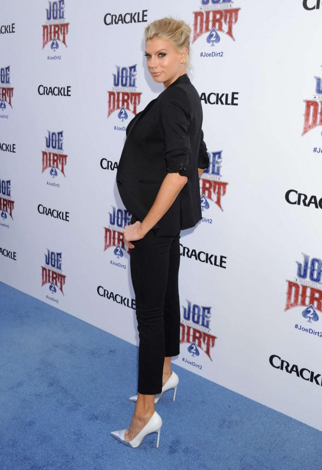 Charlotte McKinney: Joe Dirt 2 Beautiful Loser Premiere -01