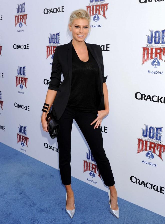Charlotte McKinney: Joe Dirt 2 Beautiful Loser Premiere -05