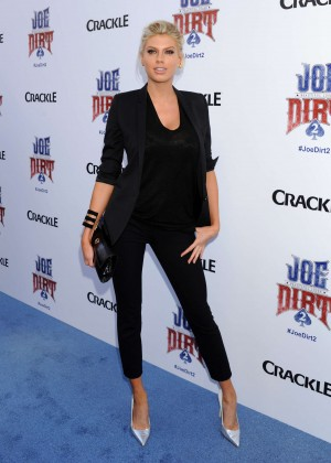 Charlotte McKinney - 'Joe Dirt 2: Beautiful Loser' Premiere in Culver City