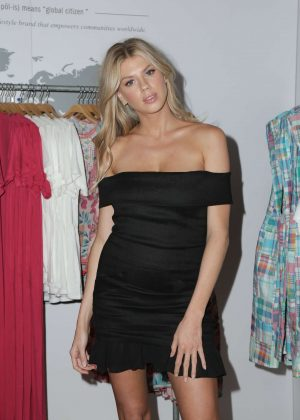 Charlotte McKinney - Kingdom Summer Soiree in Hollywood