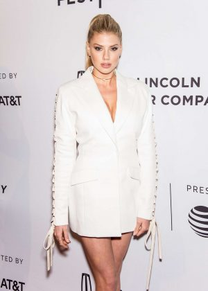 Charlotte McKinney - 'Literally, Right Before Aaron' Screening in New York