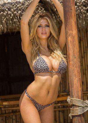 Charlotte McKinney in Bikini in Mexico