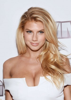 Charlotte McKinney - MSG Networks Original Programming Party in NYC