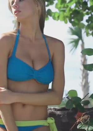 Charlotte McKinney: Summerlove Swimwear 2015 -08