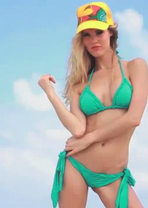 Charlotte McKinney: Summerlove Swimwear 2015 -13