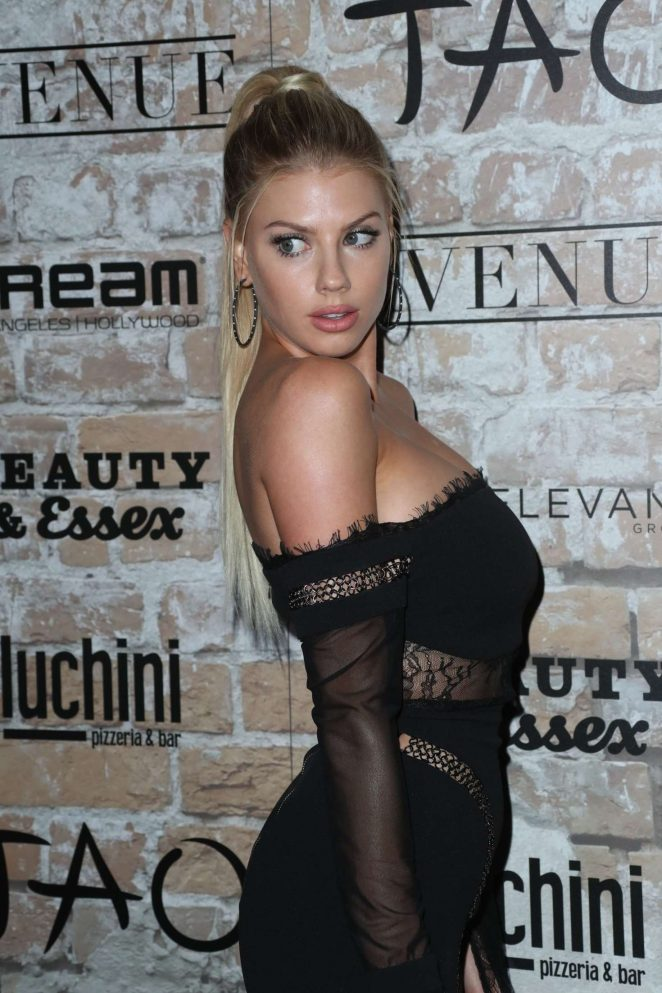 Charlotte McKinney - TAO Group LA Grand Opening Block Party in Hollywood