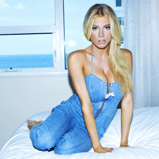 Charlotte McKinney by Ted Emmons Photoshoot