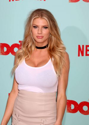 Charlotte McKinney - 'The Do Over' Premiere in Los Angeles