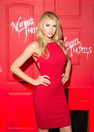 Charlotte McKinney - The Virgin Hotel Grand Opening in Chicago