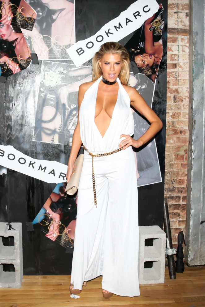 Charlotte McKinney - 'The Work Of Chris Von Wangenheim' Book Launch Party in NYC
