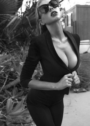Charlotte McKinney - Tony Duran Photoshoot 2016
