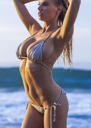 Charlotte McKinney - Tyler Kandel Photoshoot adds