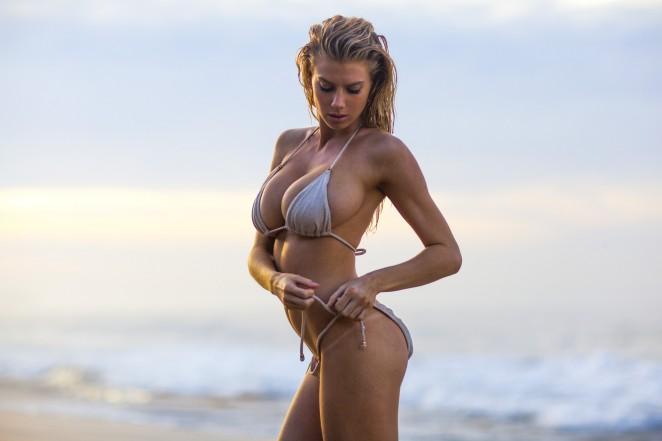 Charlotte McKinney - Tyler Kandel Photoshoot
