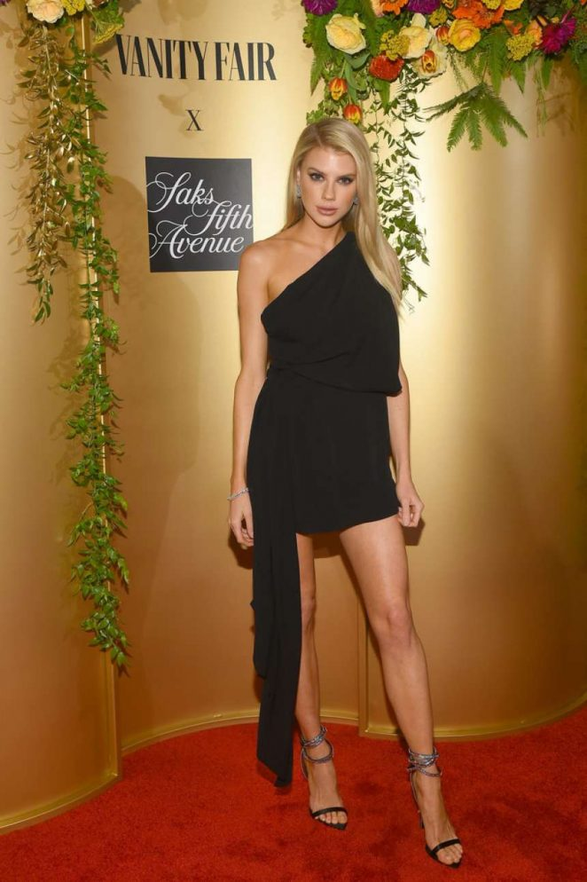 Charlotte McKinney - Vanity Fair Celebrate Best-Dressed 2018 in NYC
