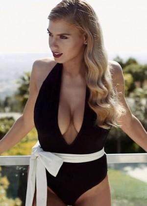 Charlotte McKinney - Vanity Fair Magazine (June 2015)