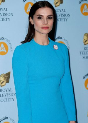 Charlotte Riley - 2018 RTS Programme Awards in London