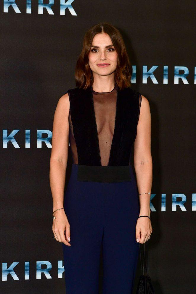 Charlotte Riley - 'Dunkirk' Premiere in London