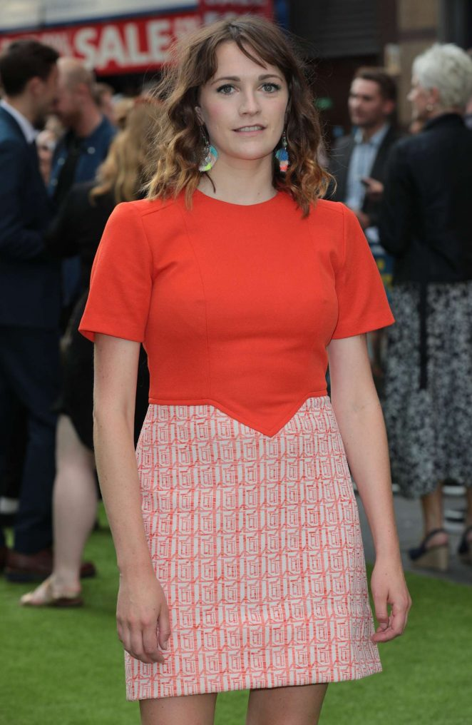 Charlotte Ritchie - 'The Festival' Premiere in London