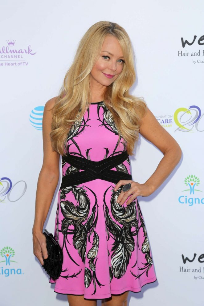 Charlotte Ross – 2018 HollyRod Foundation DesignCare Gala in LA