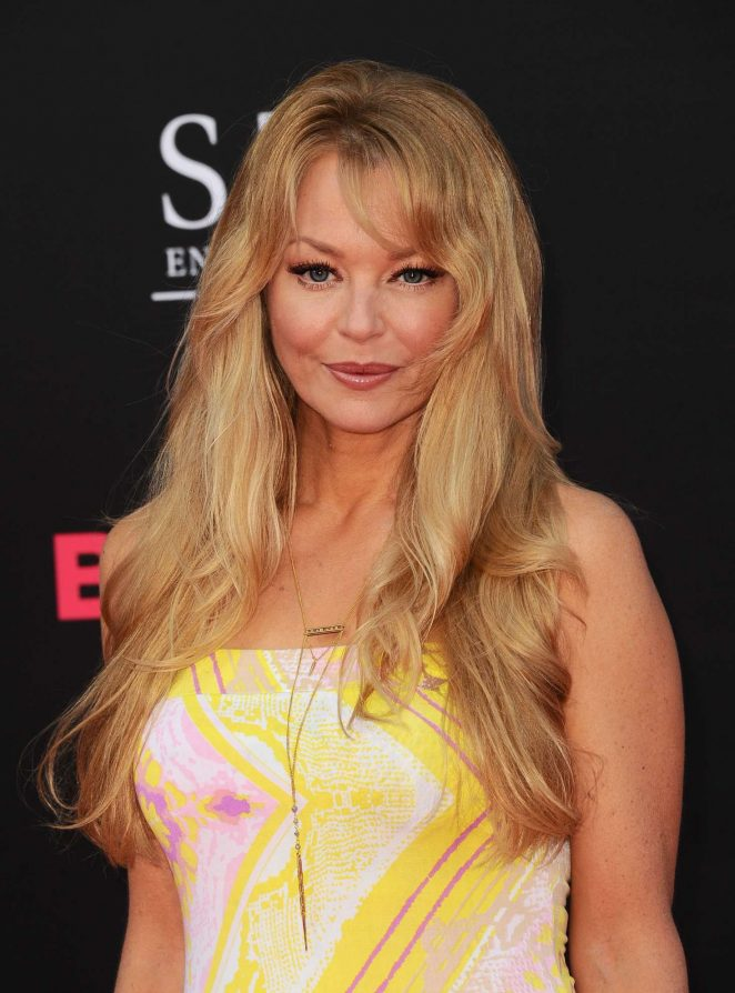Charlotte Ross - 'Bad Moms' Premiere in Los Angeles