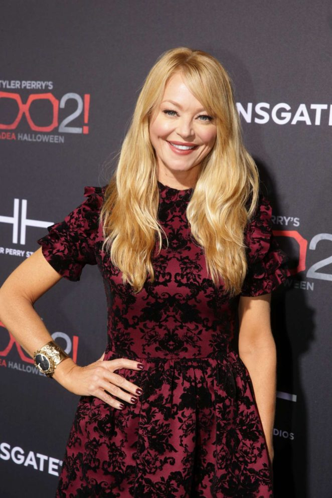 Charlotte Ross - 'Boo 2! A Madea Halloween' Premiere in Los Angeles
