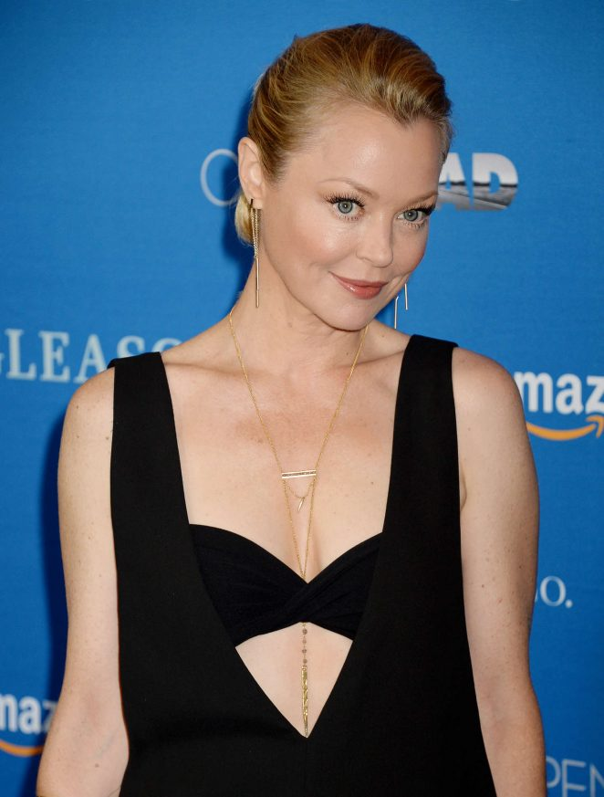 Charlotte Ross - 'Gleason' Premiere in Los Angeles