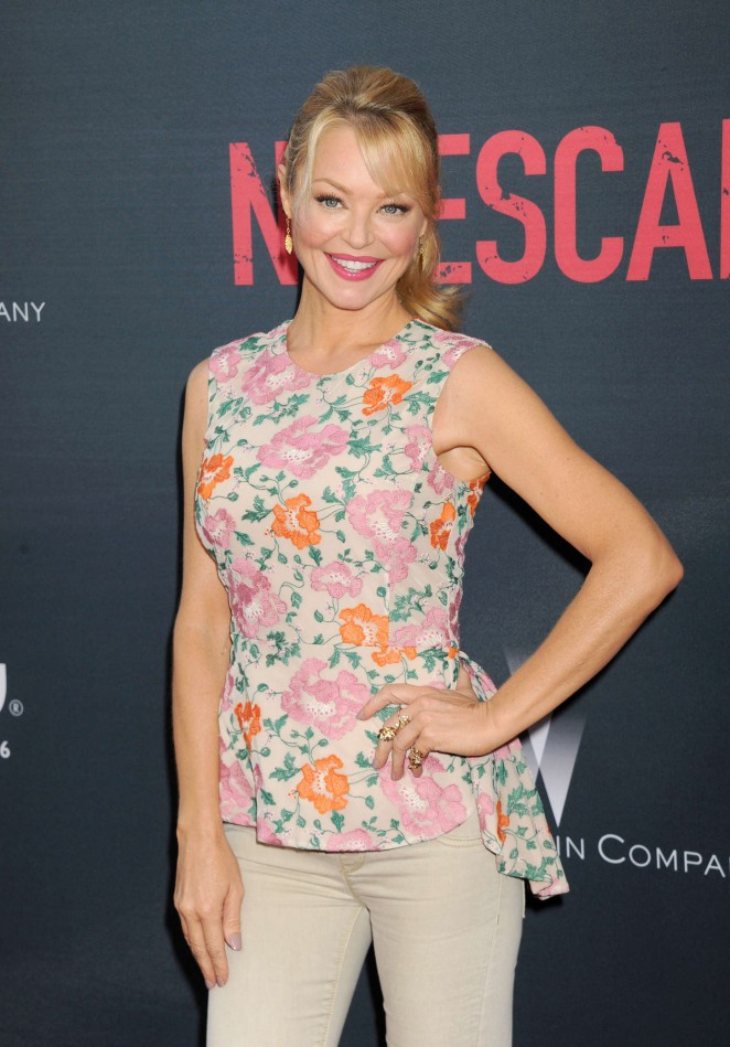 Charlotte Ross - 'No Escape' Premiere in LA